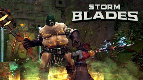 logo Stormblades