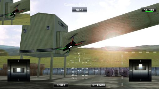 Quadcopter FX simulator pro auf Deutsch