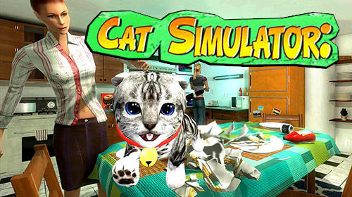 Cat simulator: Kitty craft! captura de pantalla 1
