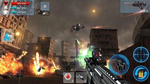 Action Coup ennemi 2 pour smartphone