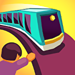 Train taxi Symbol