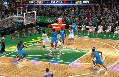 运动 NBA 2K14英语