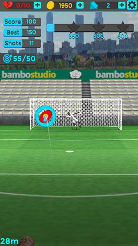 Shoot goal: League 2017 für Android
