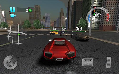 Racer underground für Android