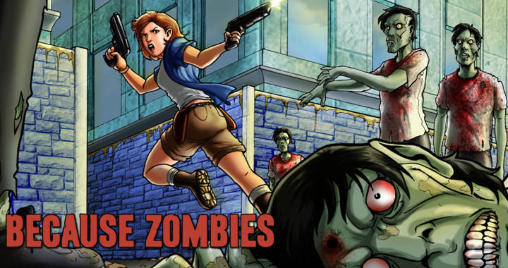 Because zombies icono