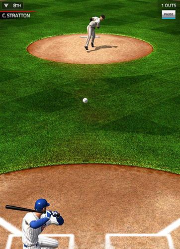 Sportspiele: Lade MLB Tap Sport: Baseball 2018 auf dein Handy herunter