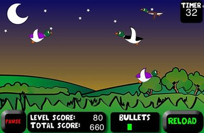 Duck Hunting for iPhone