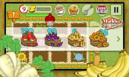 Happy farm for Android