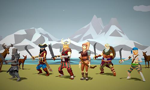 Viking village: RTS für Android