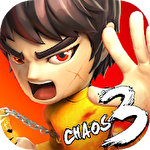 Chaos fighters 3 icône