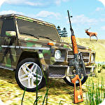 Hunting simulator 4x4 Symbol