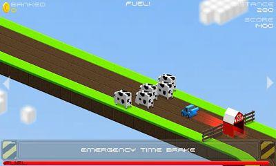 Cubed Rally Redline Screenshot