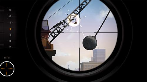 Actionspiele: Lade Klare Sicht 4: Brutaler Sniper auf dein Handy herunter