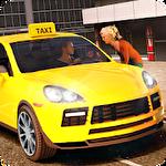 New York taxi driving sim 3D Symbol