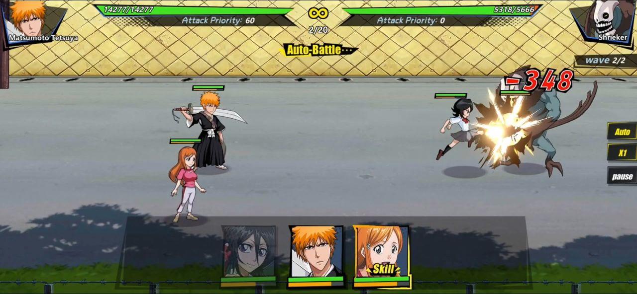 Bleach: Immortal Soul screenshot 1