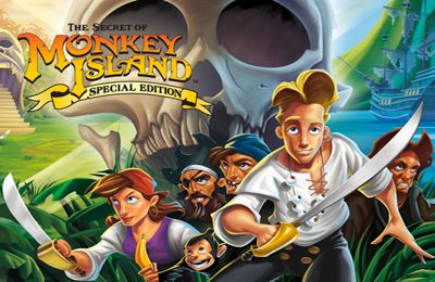 logo The Secret of Monkey Island