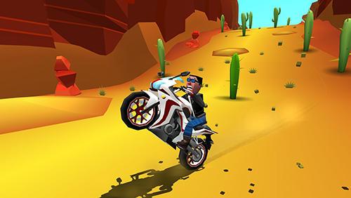 Faily rider auf Deutsch