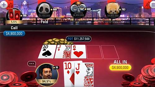 Jackpot poker para Android