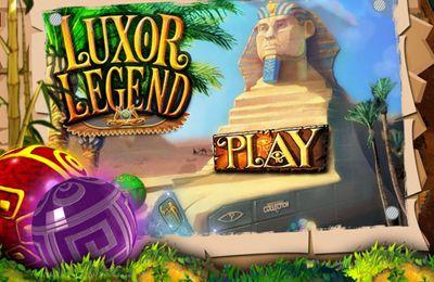 logo Luxor-Legende