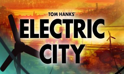Electric City - A New Dawn icon