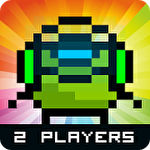 Neobug rush: 2 players Symbol