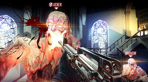 Sniper-Spiele Blazing sniper: Elite killer shoot hunter strike auf Deutsch
