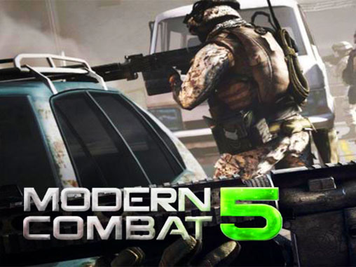Modern combat 5: Blackout capture d'écran 1