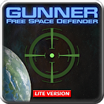 Gunner: Free space defender icon