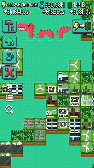Reactor: Energy sector tycoon screenshot 2