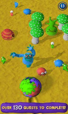 Spiele für Kinder Clay Jam auf Deutsch