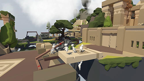 Human: Fall flat for Android