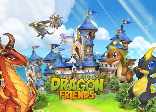 Dragon friends скриншот 1