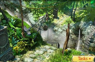Abenteuer-Spiele: Lade Geheime Mission: Die vergessene Insel auf dein Handy herunter