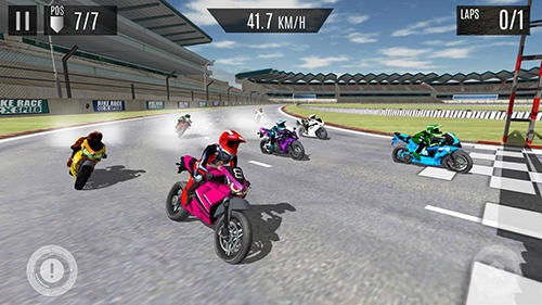 Bike race X speed: Moto racing Screenshot
