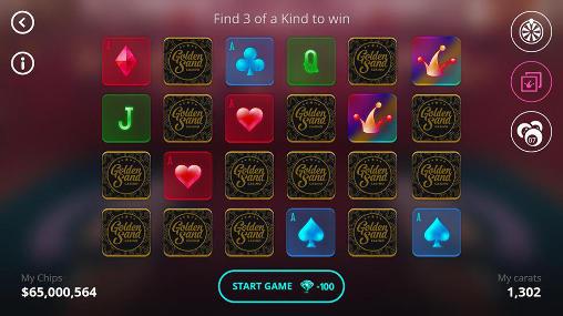 Golden sand casino: Poker screenshot 1