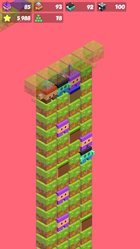 Cubic tower auf Deutsch
