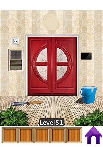 Gegenstandssuchen 100 Doors: Escape now auf Deutsch