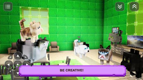 Cat pet shop: Girl craft story screenshot 4