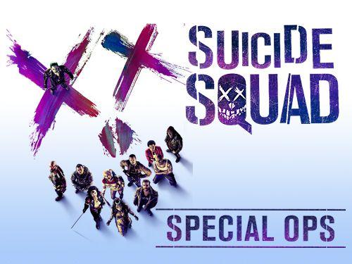 logo Suicide Squad: Spezialeinheit
