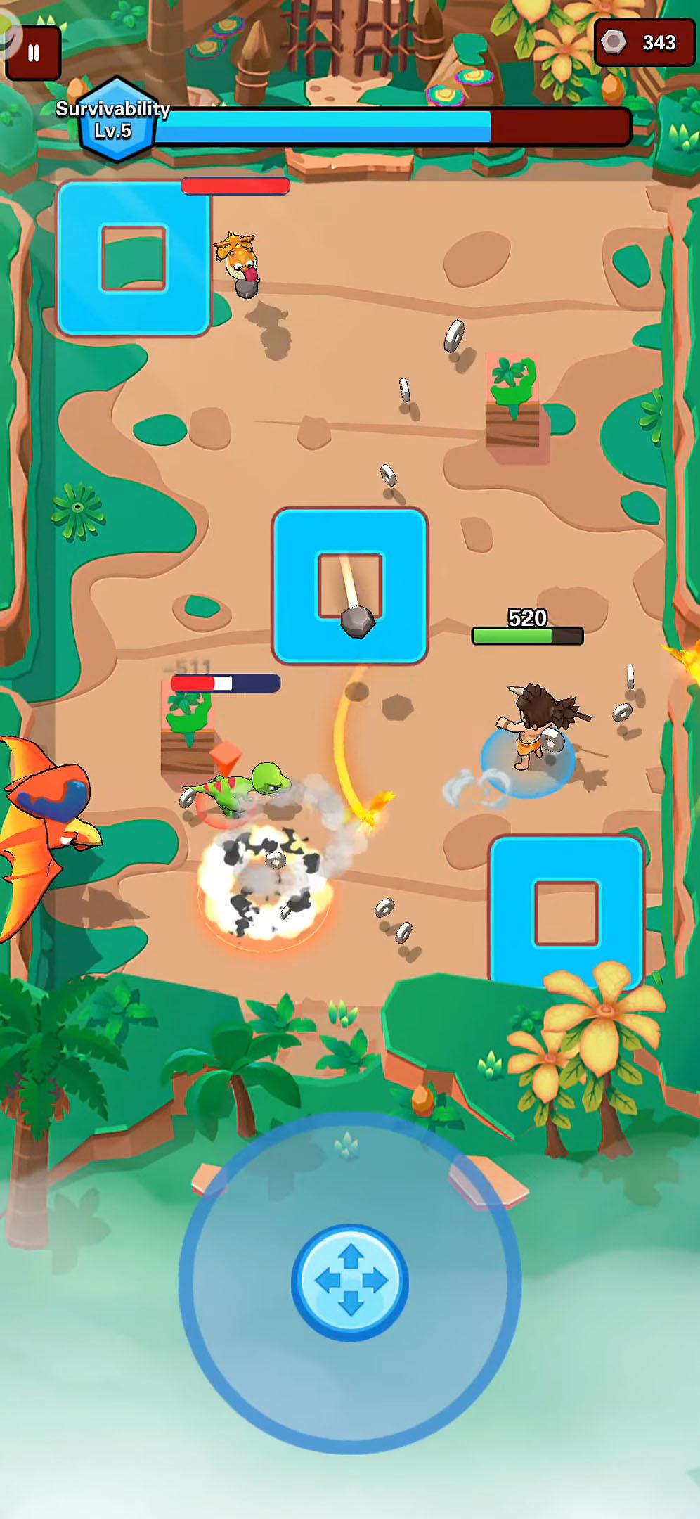 Lost Age screenshot 1