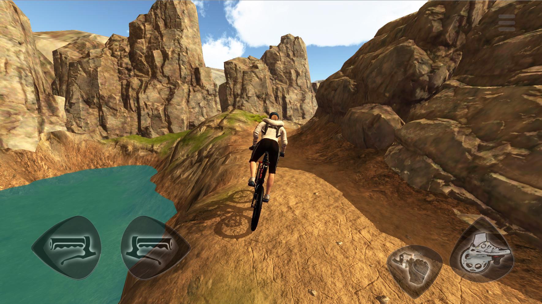 Mountain Bike Freeride für Android