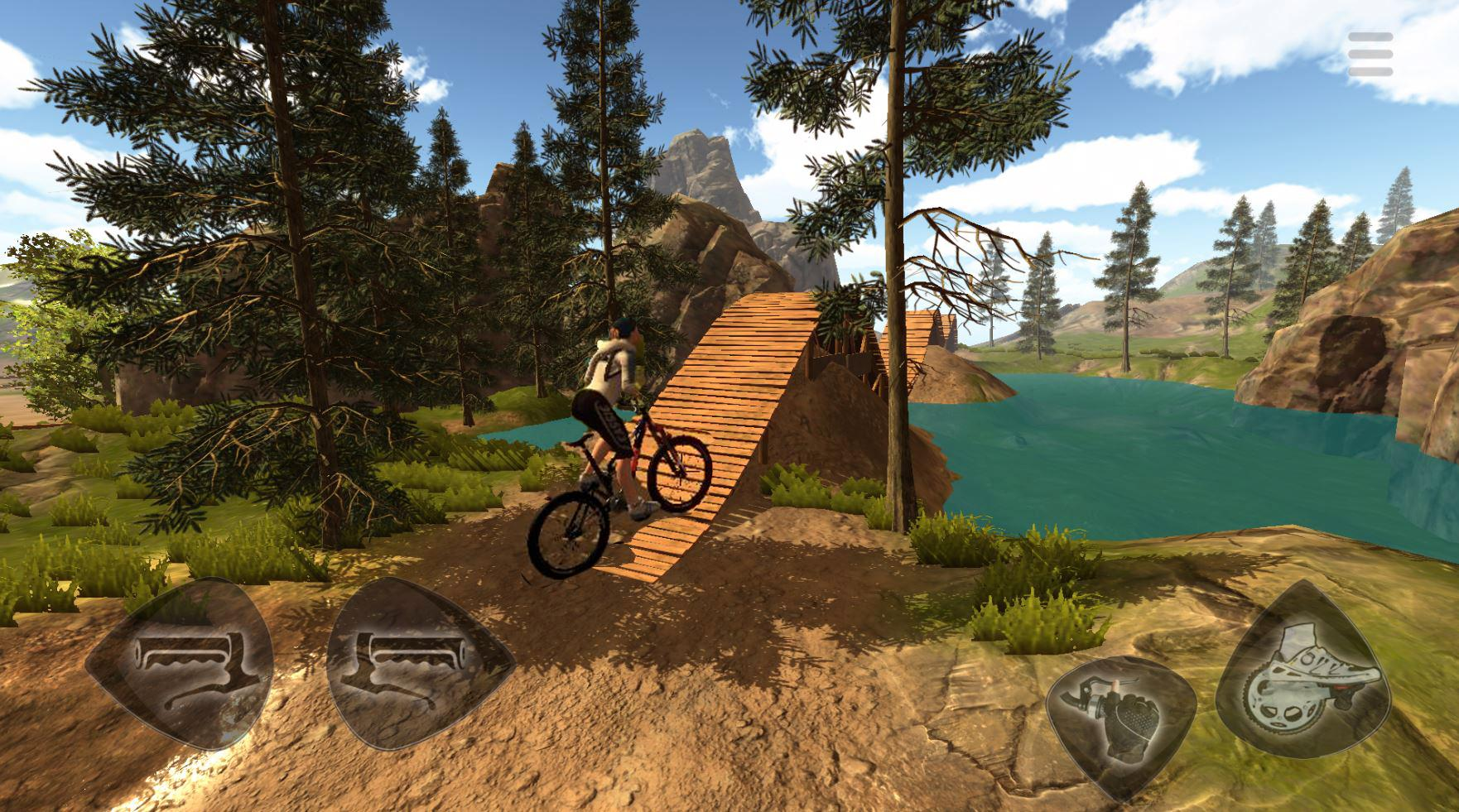 Mountain Bike Freeride screenshot 1