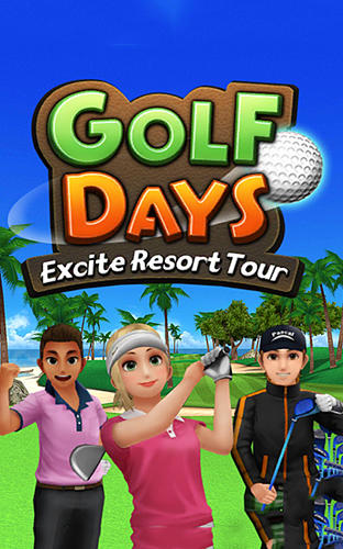 Golf days: Excite resort tour скриншот 1