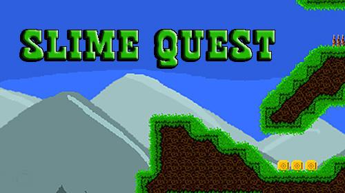 Slime quest screenshot 1