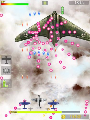 Аркады игры: скачать Victory through: Air power 1942 на телефон