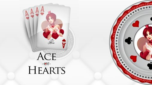 Ace of hearts: Casino poker - video poker Symbol