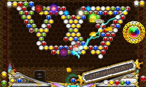 Magnetic gems for Android