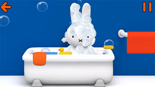 Miffy's world: Bunny adventures! für Android