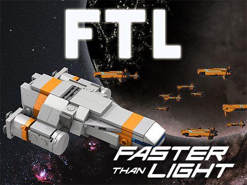 logo FTL: Schneller als das Licht