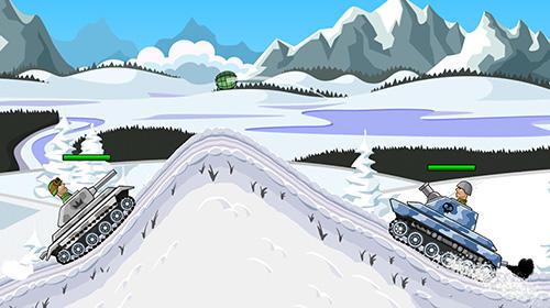 Hills of steel скріншот 1